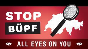 Stop Büpf Logo Gross